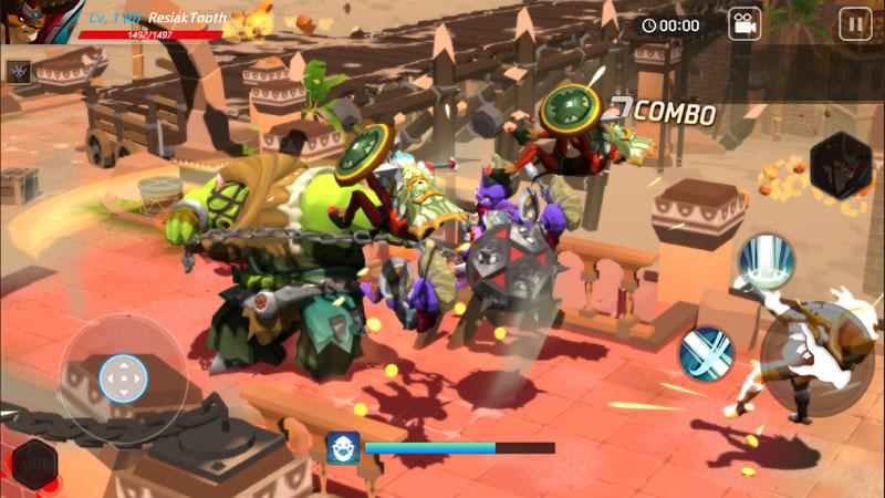 Maze: Shadow of Light на андроид