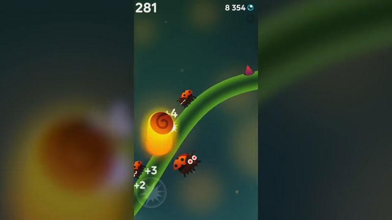 Snail Ride на телефон