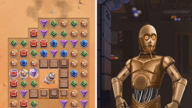 Звёздные Войны: Битвы Дроидов на андроид