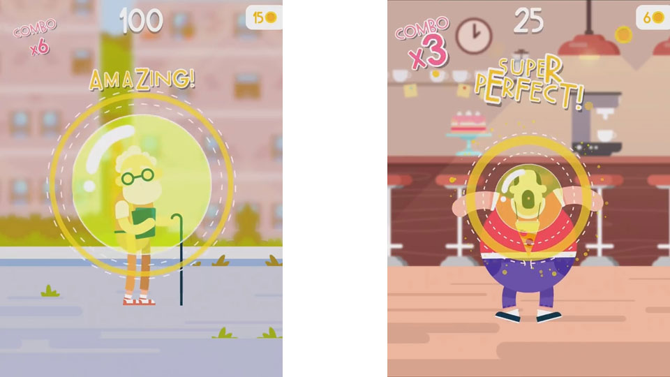 Bubblegum Hero на андроид