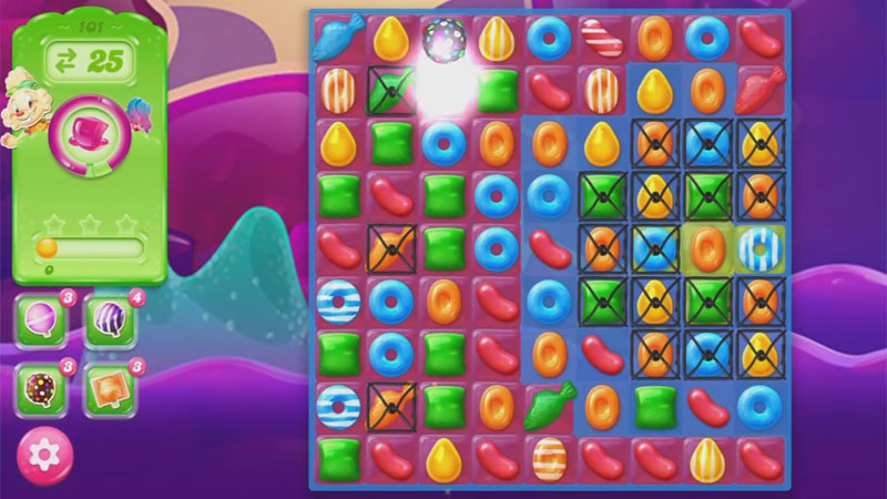 Candy Crush Jelly Saga скачать