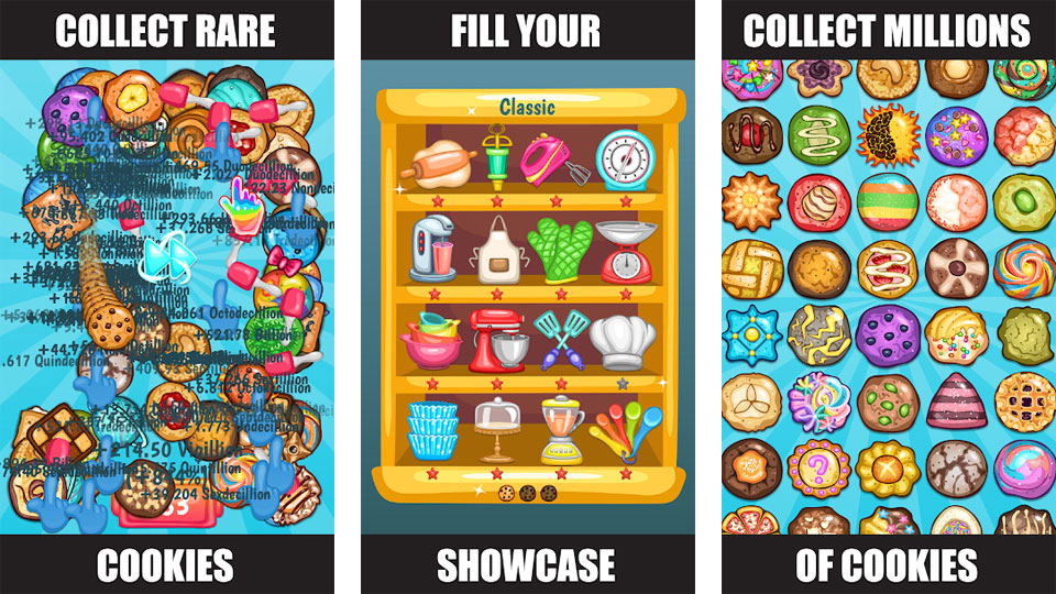 Cookies Inc. - Idle Tycoon на андроид