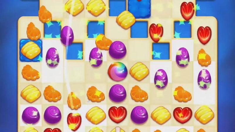 Crafty Candy: приключения в игре «три в ряд» на андроид