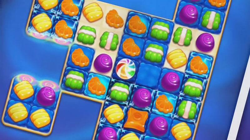 Crafty Candy: приключения в игре «три в ряд» скачать