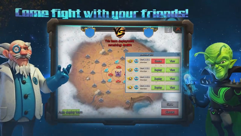 Clash of Zombies: Heroes Game на телефон