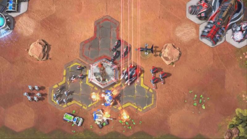 Command & Conquer: Rivals PVP на андроид