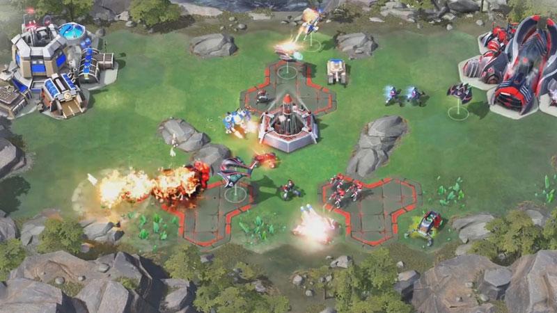 Command & Conquer: Rivals PVP скачать