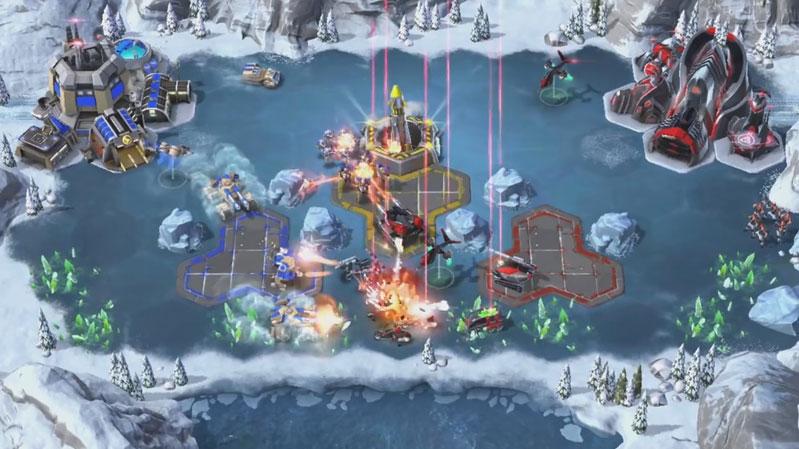 Command & Conquer: Rivals PVP на телефон