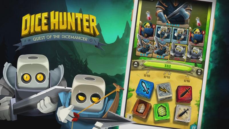 Dice Hunter: Dicemancer Quest на андроид