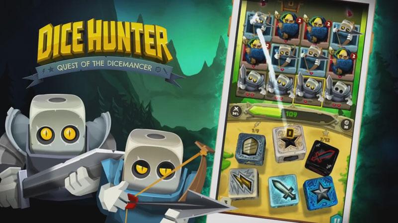 Dice Hunter: Dicemancer Quest скачать