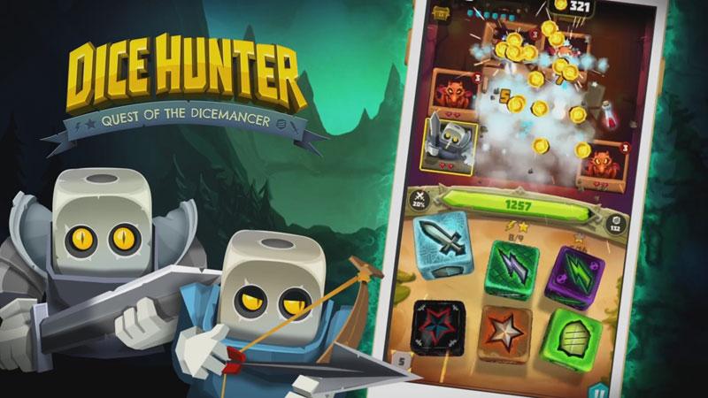 Dice Hunter: Dicemancer Quest на телефон