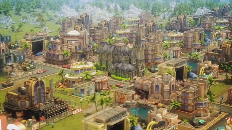 Forge of Empires 2019 скачать