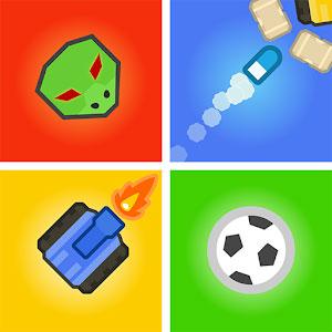 Игры на двоих, троих, четырех игроков