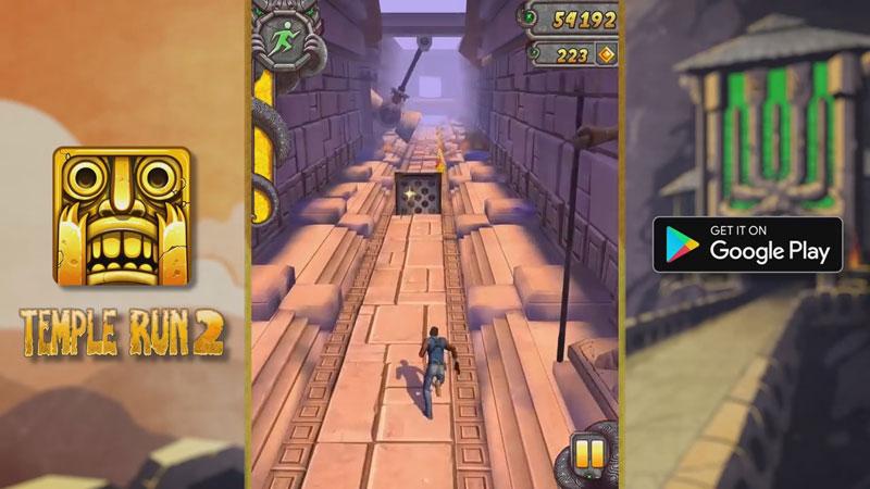 Temple Run 2 на телефон