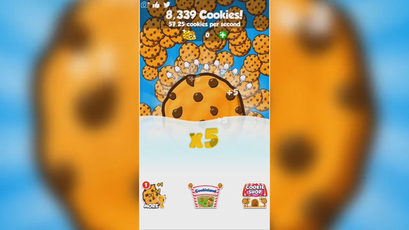 Cookie Clickers 2 на андроид