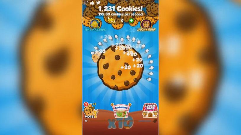 Cookie Clickers 2 на телефон