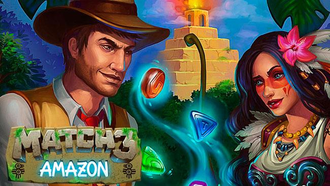 Амазонка: Три в ряд