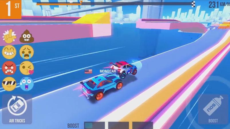 SUP Multiplayer Racing на телефон