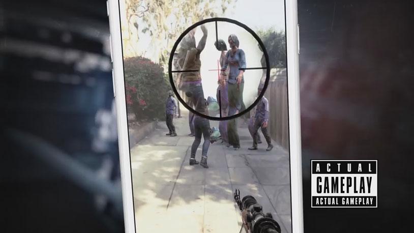 The Walking Dead: Наш мир на телефон