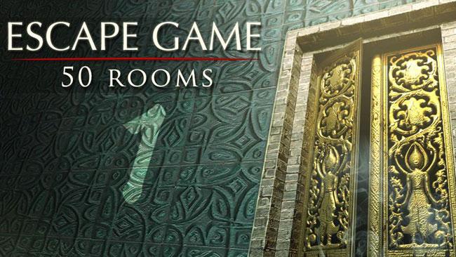 Побег игра: 50 комната (часть 1, полная версия)