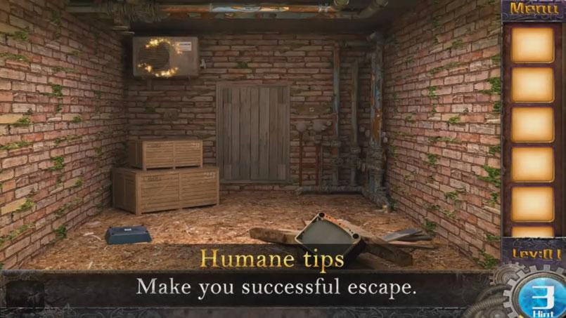 Побег игра: 50 комната (часть 1, полная версия) на андроид