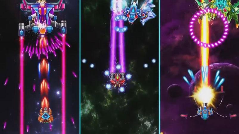 Galaxy Attack: Alien Shooter скачать