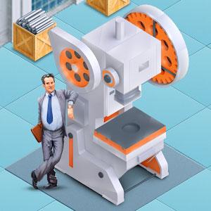 Промышленник - симулятор экономики