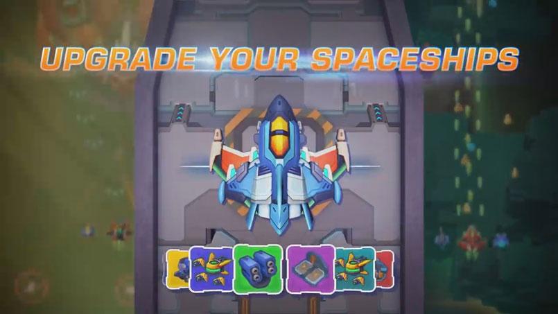 Space Justice – Галактическая леталка скачать