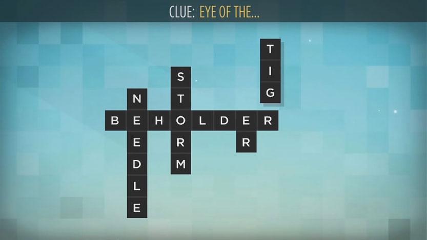 Словесная игра — Bonza Word Puzzle