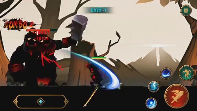 Demon Warrior [15 000 золота и без рекламы]