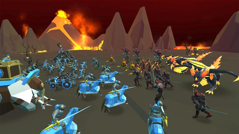 Epic Battle Simulator 2 скачать