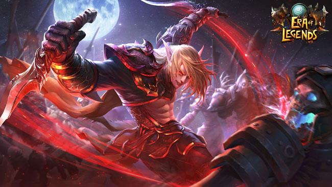 Era of Legends — эпичное MMORPG