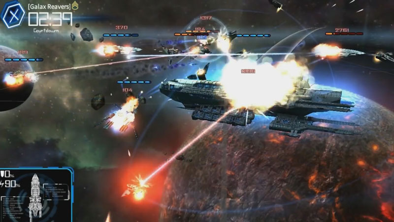 Galaxy Reavers на андроид
