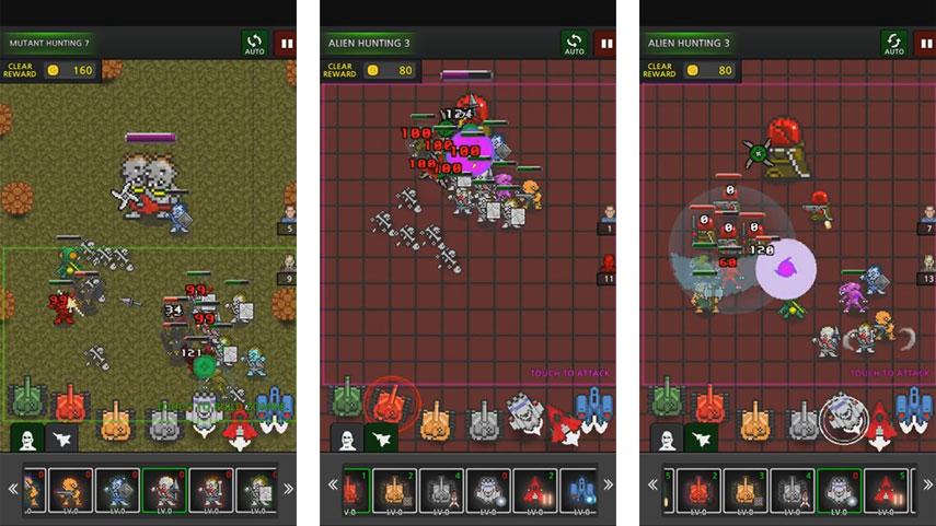 Grow Zombies VIP [500 Gem + без рекламы + бесплатно] на андроид