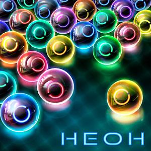 Магнитные шарики: Неон