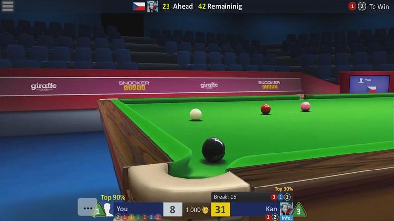 Бильярд — Snooker Stars