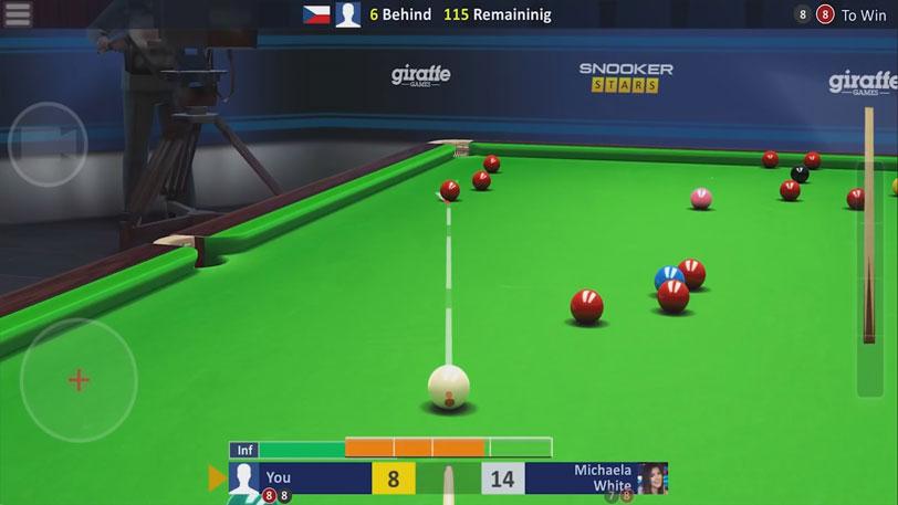 Бильярд — Snooker Stars скачать