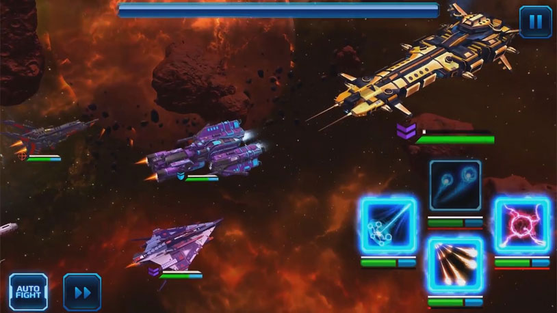 Star Conflict Heroes