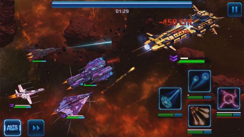 Star Conflict Heroes скачать