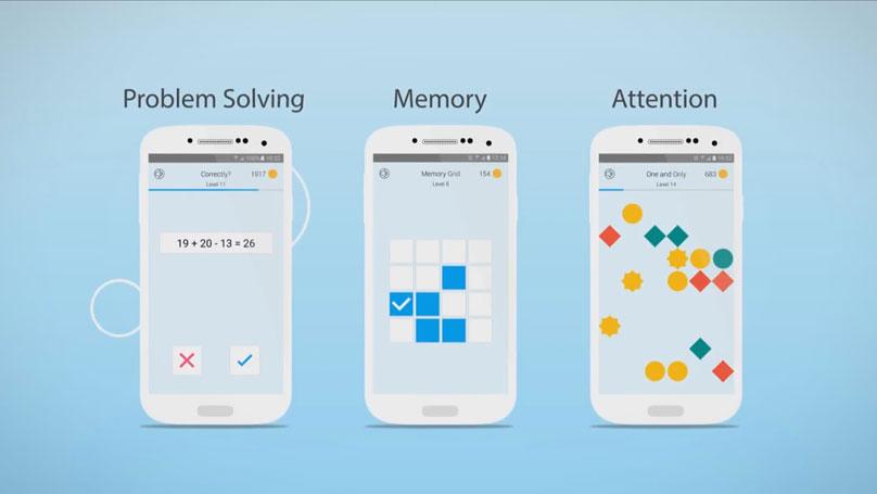 Тренировка памяти и мозга на телефон