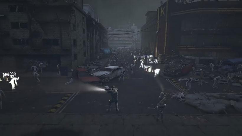 Атака на зомби — Zombie Frontier 3 на телефон