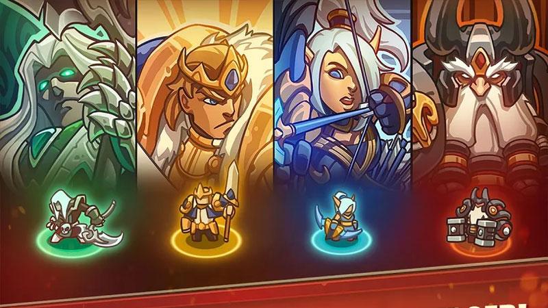 Empire Warriors TD [премиум версия]