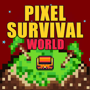 Pixel Survival World