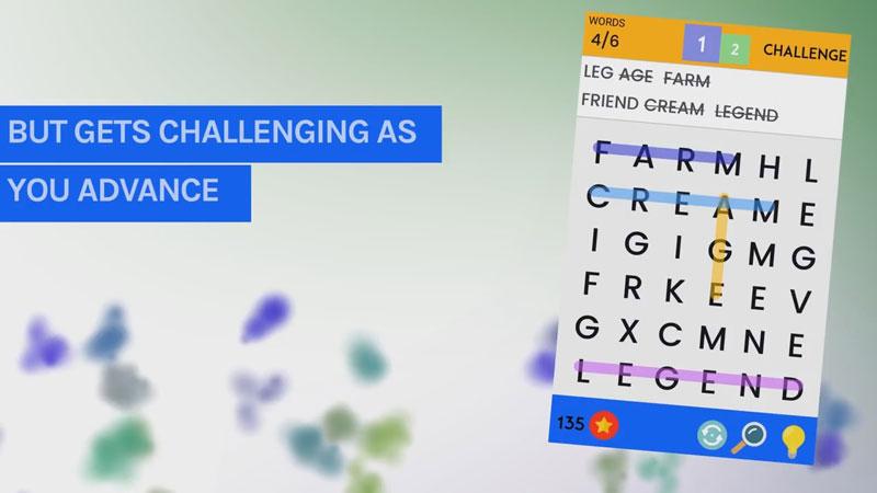 Поиск Слова 2019 на андроид
