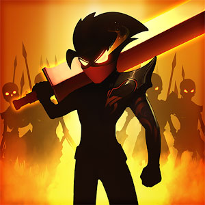 Файтинг - Stickman Legends: Shadow War [бесплатно]
