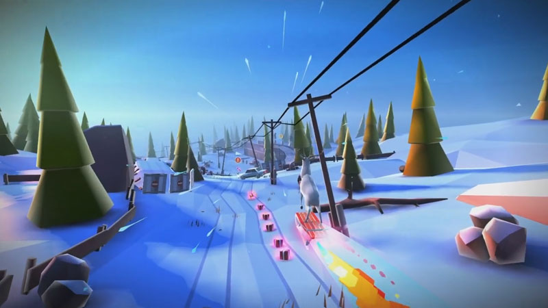 Animal Adventure: Downhill Rush на андроид