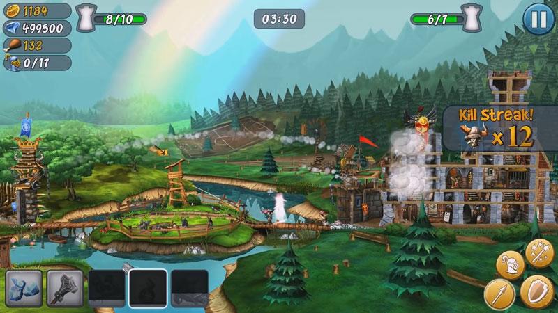 CastleStorm [новая версия] на андроид