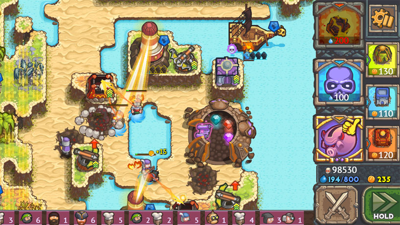 Cursed Treasure 2 скачать