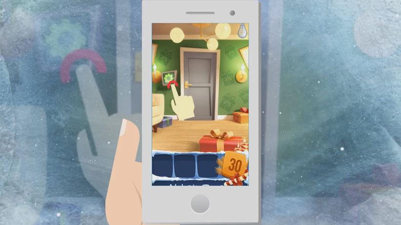 Головоломки - Открой 100 Дверей на телефон