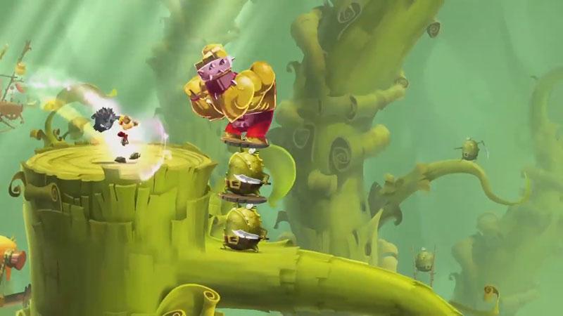 Приключения Rayman скачать